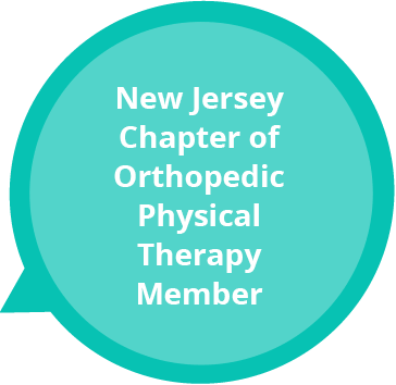 New Jersey Chapter of Orthopedic Physical Therapy Member